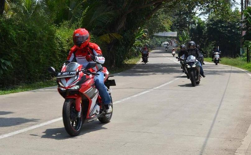 Honda New CBR250RR