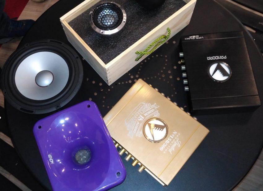 Venom Luncurkan 5 Produk Baru Penunjang Kualitas Tinggi Audio Mobil