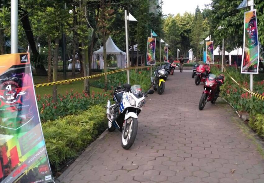 Komunitas Honda CBR Indonesia