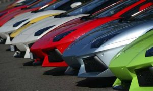 Merdeka Run Lamborghini Club Indonesia