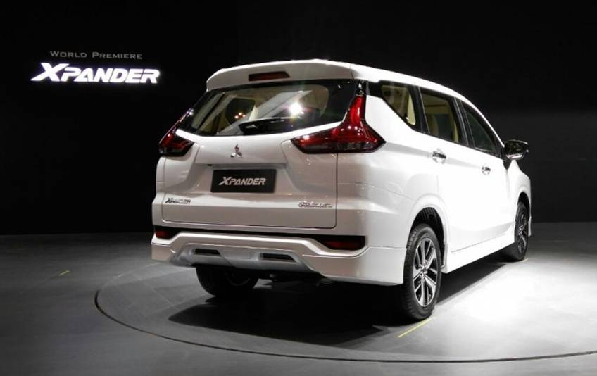 Aksesori Mitsubishi Xpander