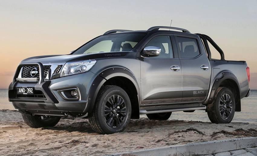 Nissan Navara N-Sport Black Edition