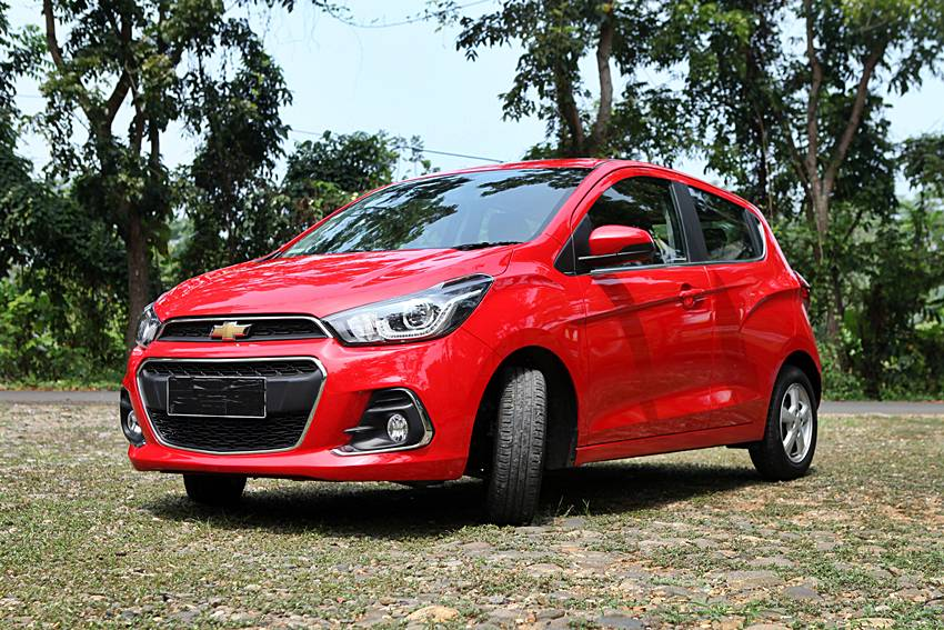 Review Chevrolet Spark 2017 di Indonesia