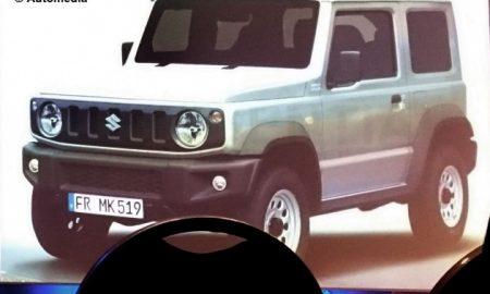 Suzuki Jimny terbaru