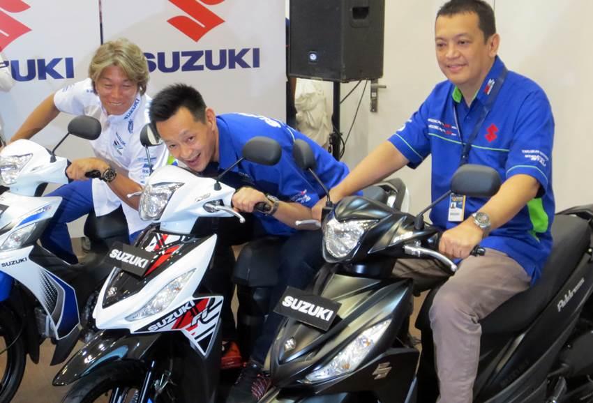 3 Motor Baru Suzuki