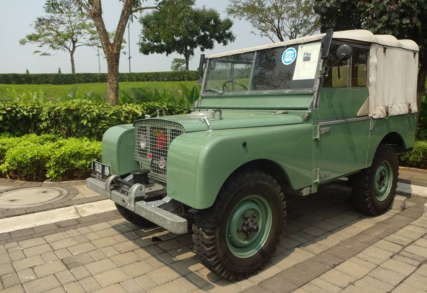 The Heritage of Jaguar Land Rover