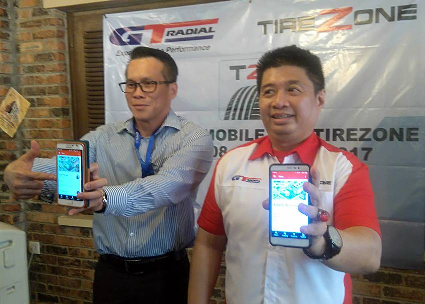 TireZone Apps