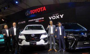 3 Mobil Baru Toyota