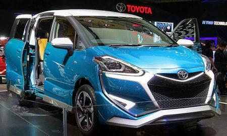 Toyota Sienta Ezzy