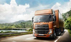 UD Trucks Quester GWE 280 6x4