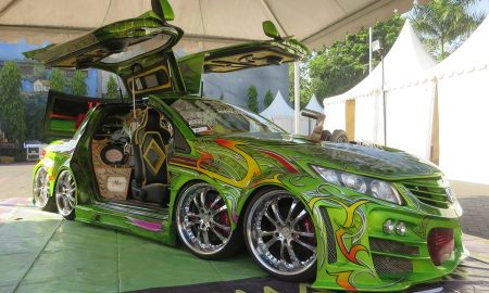Black Auto Battle Surabaya 2017