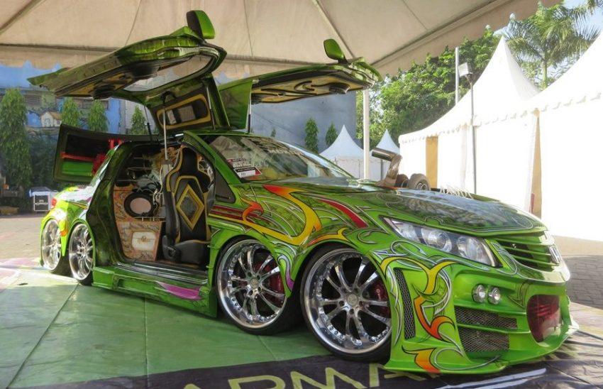 Black Auto Battle Surabaya 2017