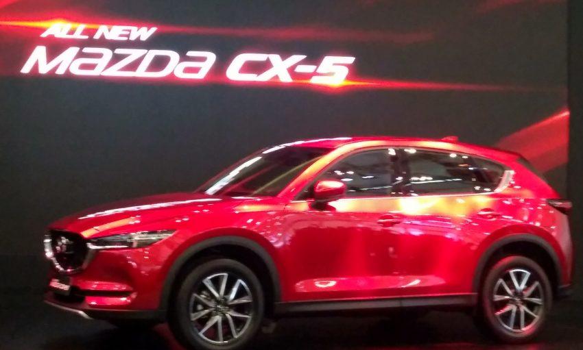 All New Mazda CX-5