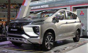 SPK Mitsubishi Xpander