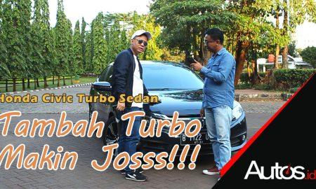 Review Honda Civic Turbo Sedan