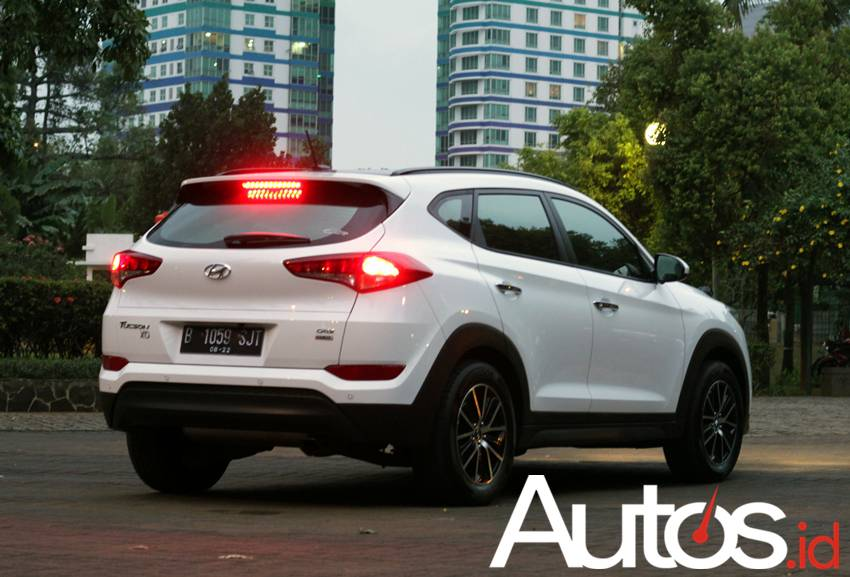Review Hyundai Tucson CRDi