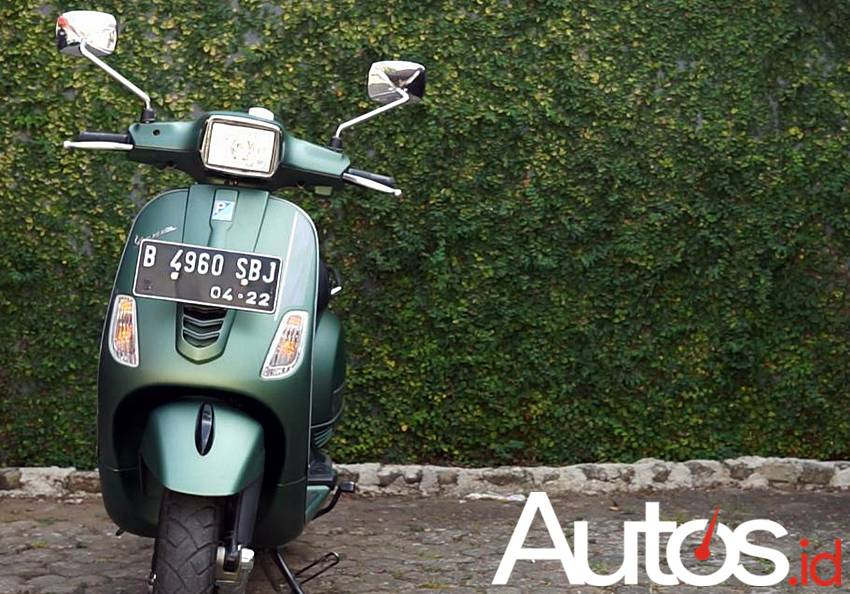 Review Vespa S 125 I-get