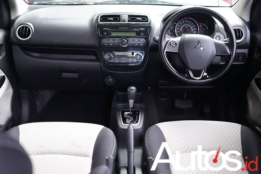 review New Mitsubishi Mirage
