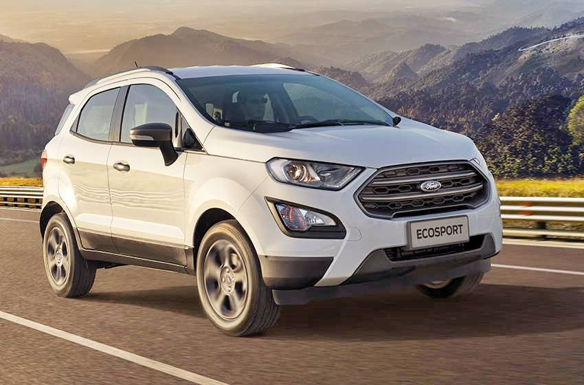 Ford EcoSport Facelift 2018
