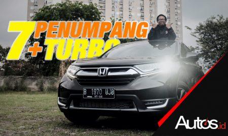 Review All New Honda CR-V Turbo