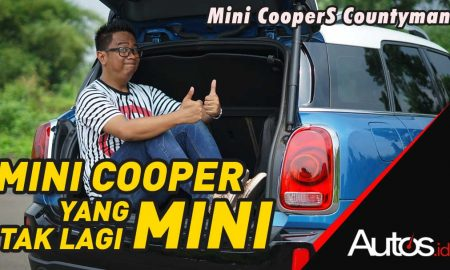 Review All New MINI Cooper S Countryman