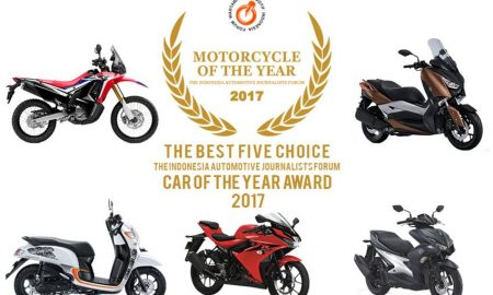 FORWOT Motorcycle of The Year 2017