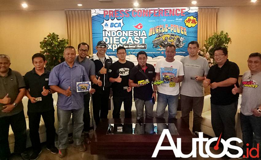 Indonesia Diecast Expo 2017