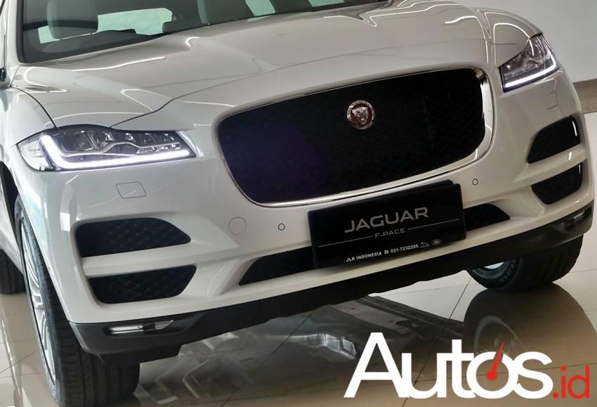 Review Jaguar F-Pace 2.0 di Indonesia