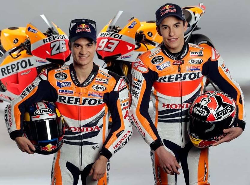 Marquez dan Pedrosa ke Indonesia