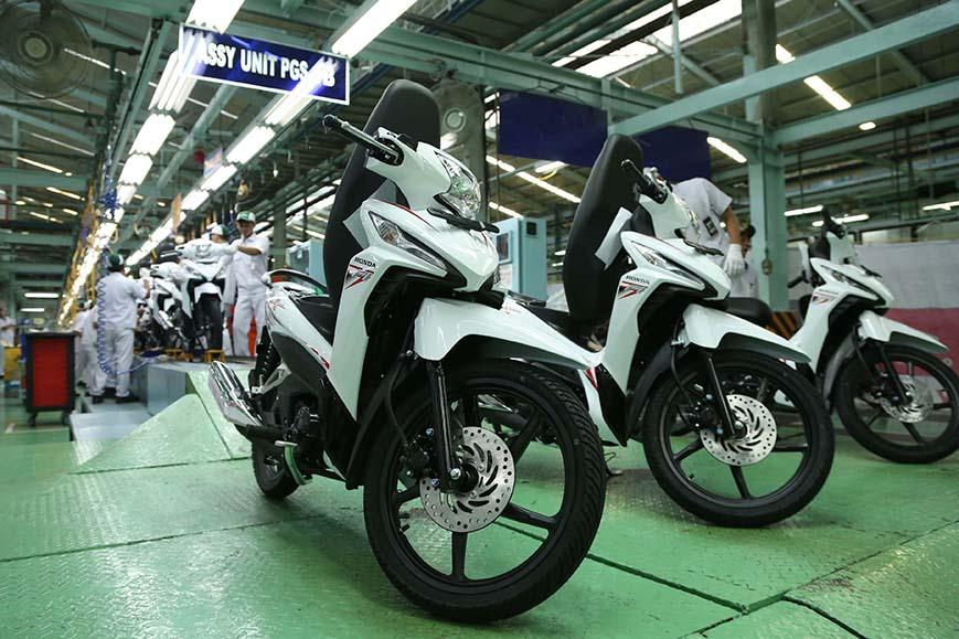New Honda Revo X