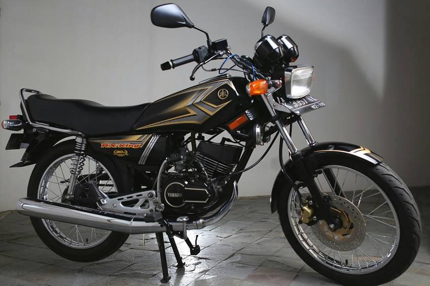 cikal bakal lahirnya Yamaha RX-King