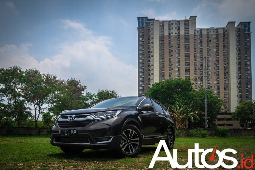 Review All New Honda CR-V Turbo