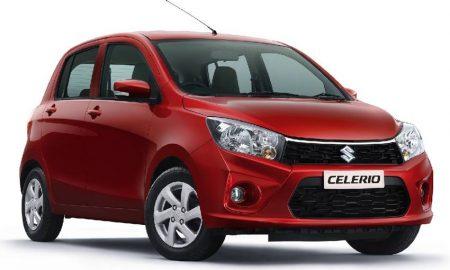 Suzuki Celerio Facelift