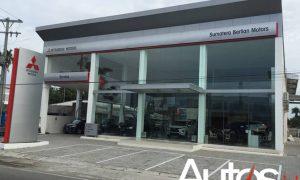 Dealer Mitsubishi Binjai