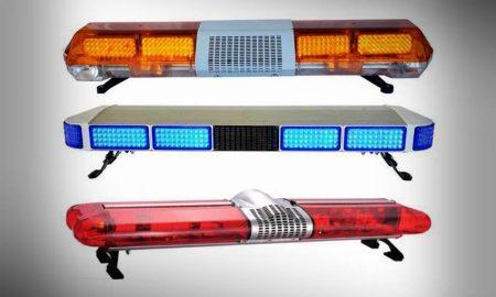 Lampu Rotator dan Strobo
