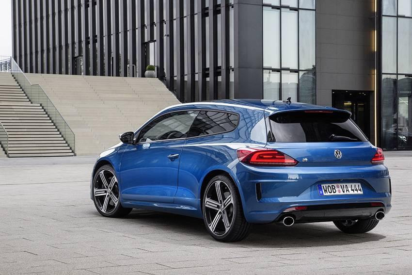 VW Scirocco tak lagi diproduksi