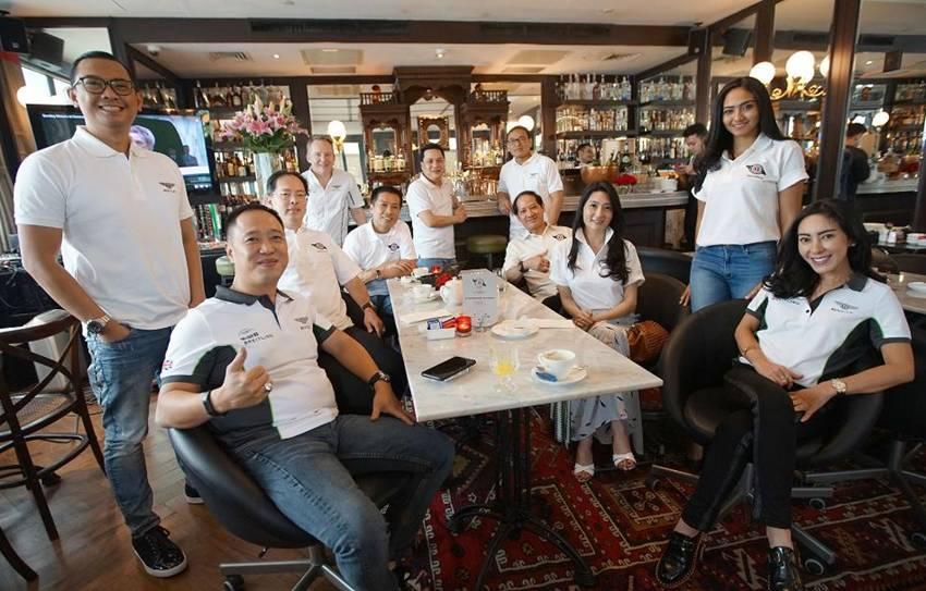 Bentley Drivers Club Indonesia