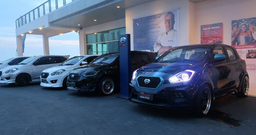 Datsun Trending Workshop 2017