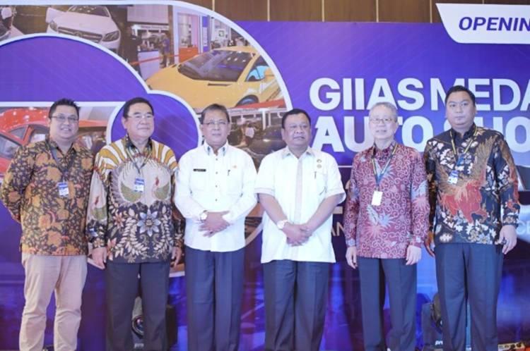 GIIAS Medan Auto Show 2017