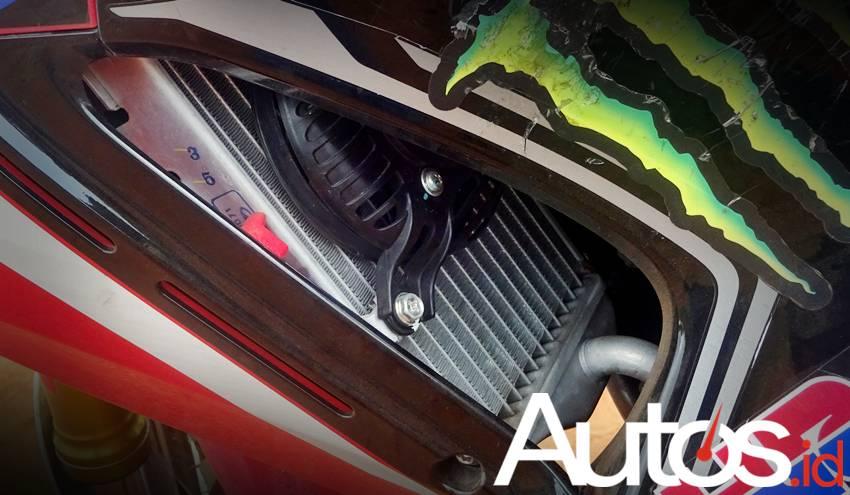 review Honda CRF250 Rally