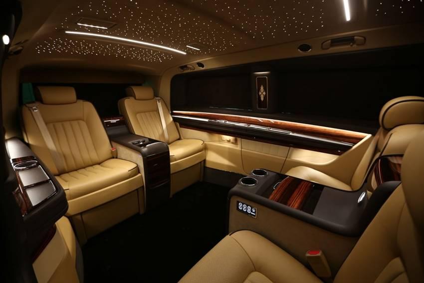 Mercedes-Benz V-Class Elegance Edition
