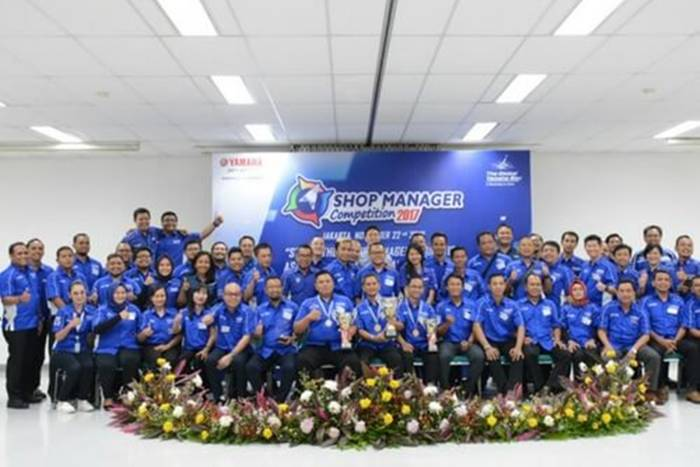 National Shop Manager Competition 2017