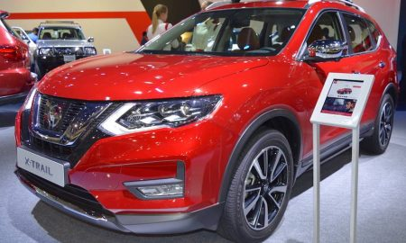 New Nissan X-Trail 2018