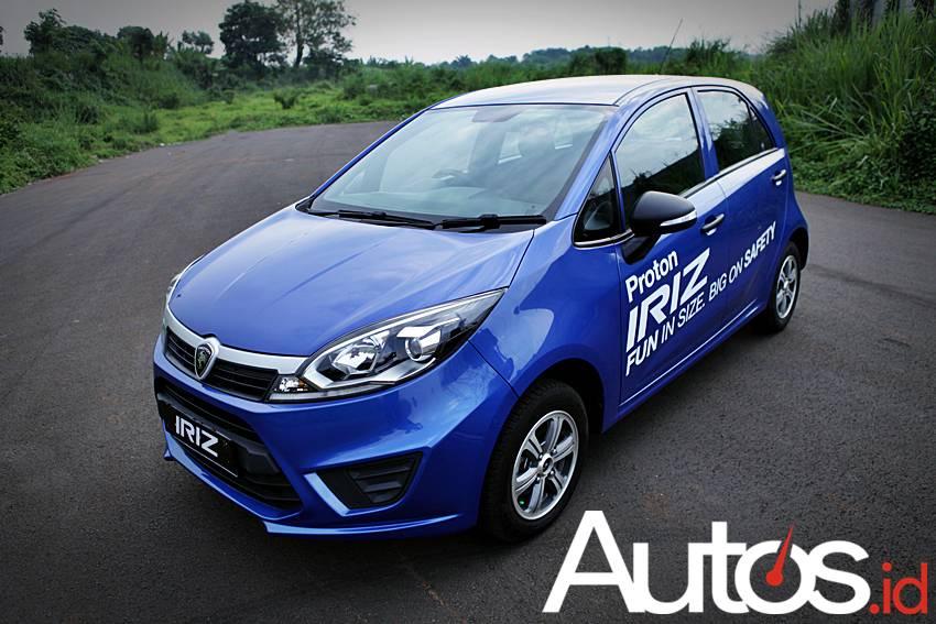 Review Proton Iriz di Indonesia