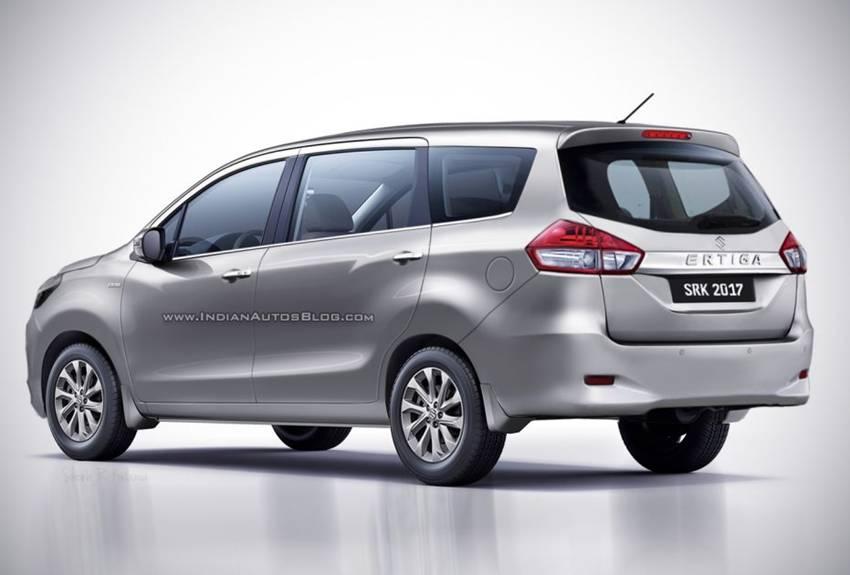 Suzuki Ertiga terbaru