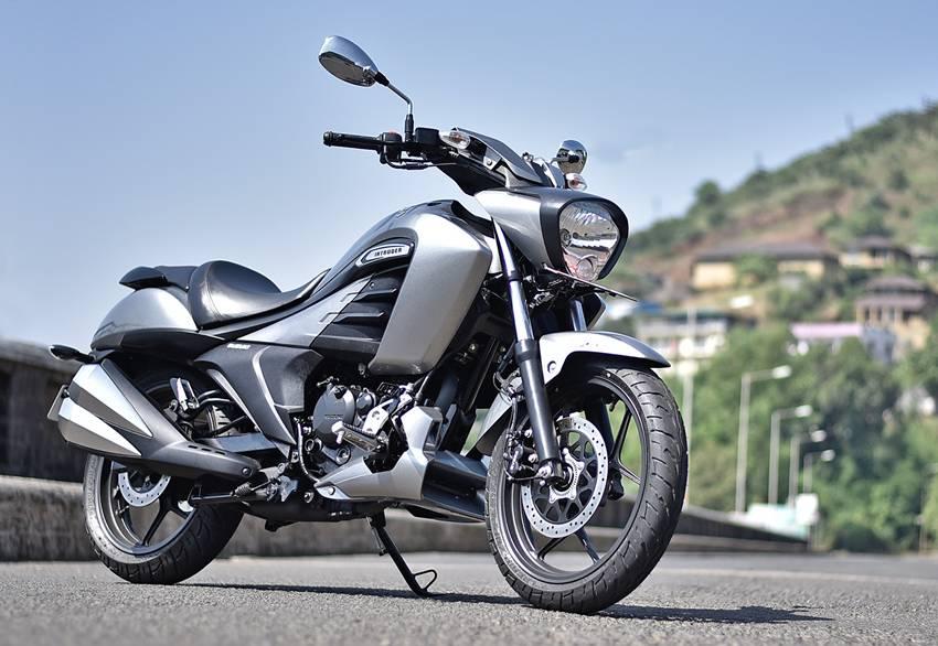 Suzuki Intruder  Price India