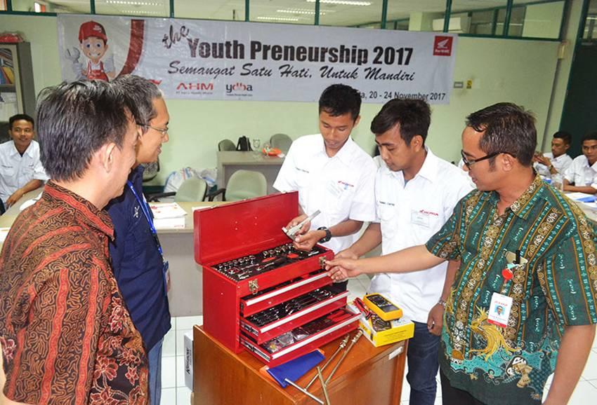 AHM The Youthpreneurship 2017