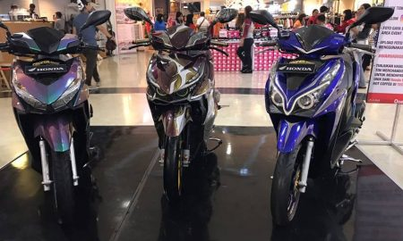 Honda Vario Day 2017