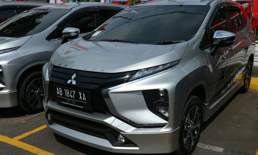 Mitsubishi Xpander Tipe Ultimate Dan Exceed Paling Laris