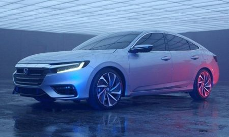 New Honda Insight Prototype 2019